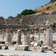 Ruins of the ancient Greek city Ephesus — Stock fotografie