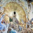 Florence - Duomo .The Last Judgement. Inside the cupola — Stockfoto