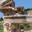Temple of Hadrian  in the ancient Greek city Ephesus - Photo