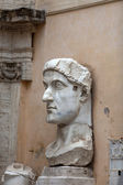 Constantine the Great: Roman Emperor who made Christianity the Official Religion of Rome — Stok fotoğraf