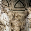 Florence - Church of Orsanmichele. Four Crowned Martyrs or Four Saints - Stockfoto