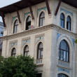 Istanbul - buildings at the old hippodrome - Stock Photo
