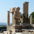 Memmius Monument  in the ancient Greek city Ephesus — Stock Photo