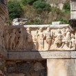 Stock Photo: Temple of Hadriin ancient Greek city Ephesus
