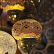 Traditional Vintage Turkish Lamp — Stock fotografie