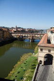 Ponte Vecchio, Florence,Tuscany, Italy — Stock Photo
