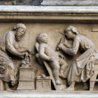 Florence - architectural detail from the church of Orsanmichele - Photo