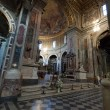 Basilica of Santissima Annunziata in Florence . Italy - Photo