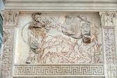Rome - Ara Pacis, Altar of Augustan Peace — Stock Photo