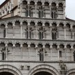 Lucca - view of St Martin's Cathedral facade - Photo