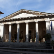 Chiusi - Facade of Etruscmuseum — Stock Photo #25246867