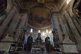 Basilica of Santissima Annunziata in Florence . Italy — Stock Photo