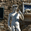 Florence - David by Michelangelo — Stock Photo #2558415