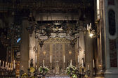 Basilikan santissima annunziata i florens. italien — Stockfoto