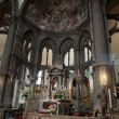 Venice - church of SZaccariinterior — Stock fotografie #27870549