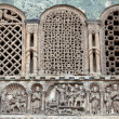 Stock Photo: Venice - bas-reliefs on facade of basilicof SMarco