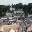 Beautiful medieval village Amboise, Loire Valley, France — Zdjęcie stockowe #28680043