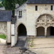 Stock Photo: Fontevraud Abbey - Loire Valley , France