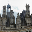 Stock Photo: Royal Castle of Chambord in Cher Valley, France