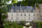 Chateau de Villandry is a castle-palace located in Loire Valley in France — Stock Photo