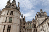 Castle of Chambord in Cher Valley, France — Stock Photo