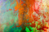 Abstract and very colorful motion blur background — Stock Photo