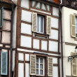 Stockfoto: Half timbered houses of Colmar, Alsace, France