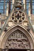 Cathedral of Saint Martin, Colmar, France — Stock Photo