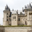 Castle of Saumur in Loire Valley, France — Stock Photo #35848807