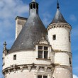Stock Photo: Castle of Chenonceau. Known as castle of ladies was built in 1513 and is one of most visited in Loire Valley.