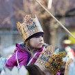 Biblical Magi Three Wise Men parade — Stock Photo #38309051