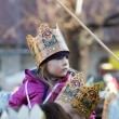 Stock Photo: Biblical Magi Three Wise Men parade