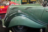 Automobile Museum Valencay — Stock Photo