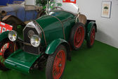 Automobile Museum Valencay — Photo