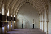 Cloitre de La Psalette - Cathedral of Saint Gatien in Tours — Stock Photo