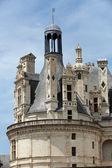 El castillo real de chambord en el valle del cher, Francia — Foto de Stock