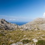 Serra de Tramuntana - mountains on Mallorca, Spain — Stock Photo #40029075