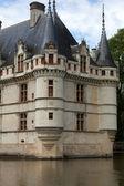 Azay-le-rideau schloss an der loire, frankreich — Stockfoto