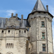 Castle of Saumur in Loire Valley, France — Stock Photo #40306929