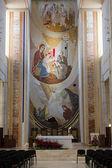 クラクフ、ワギエブニキ - 教皇ヨハネのセンター ポール ii. — ストック写真