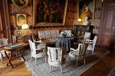 スタイルで城アンボワーズで客室を続けた。ロワール渓谷, フランス — ストック写真