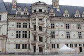 The Royal Chateau de Blois. Spiral staircase in the Francis I wing — Stock Photo