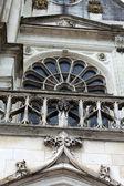 Cattedrale gotica di saint louis in tours, valle della loira, francia — Foto Stock