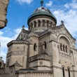 The Basilica of Saint-Martin, Tours, France — Stock Photo