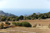 Serra de Tramuntana - mountains on Mallorca, Spain — Stock Photo