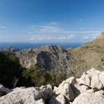 Serra de Tramuntana - mountains on Mallorca, Spain — Stock Photo #46011311