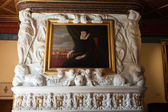 Castle of Chenonceau interior. — ストック写真