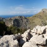 Serra de Tramuntana - mountains on Mallorca, Spain — Stock Photo #48709299