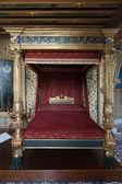 Le royal chateau de blois. intérieur du François que j'ai des ailes — Photo