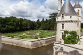 Castle of Chenonceau. — Stock Photo